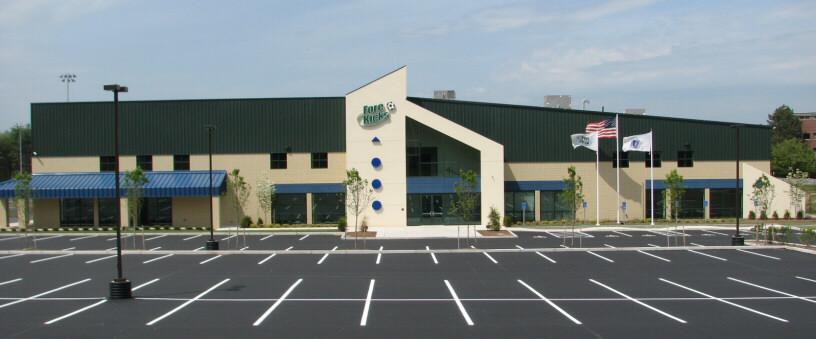 ForeKicks Marlboro Soccer Complex Building