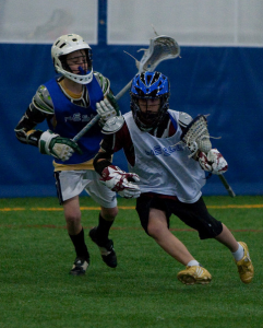 Fore Kicks Marlboro Lacrosse Photo courtesy of Chris Williams