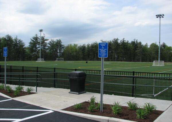outdoor field