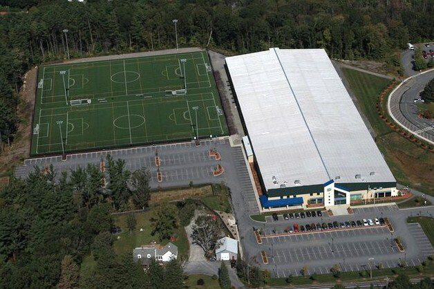 aerial of complex