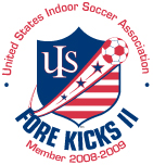 ForeKicks US Indoor Soccer Member.
