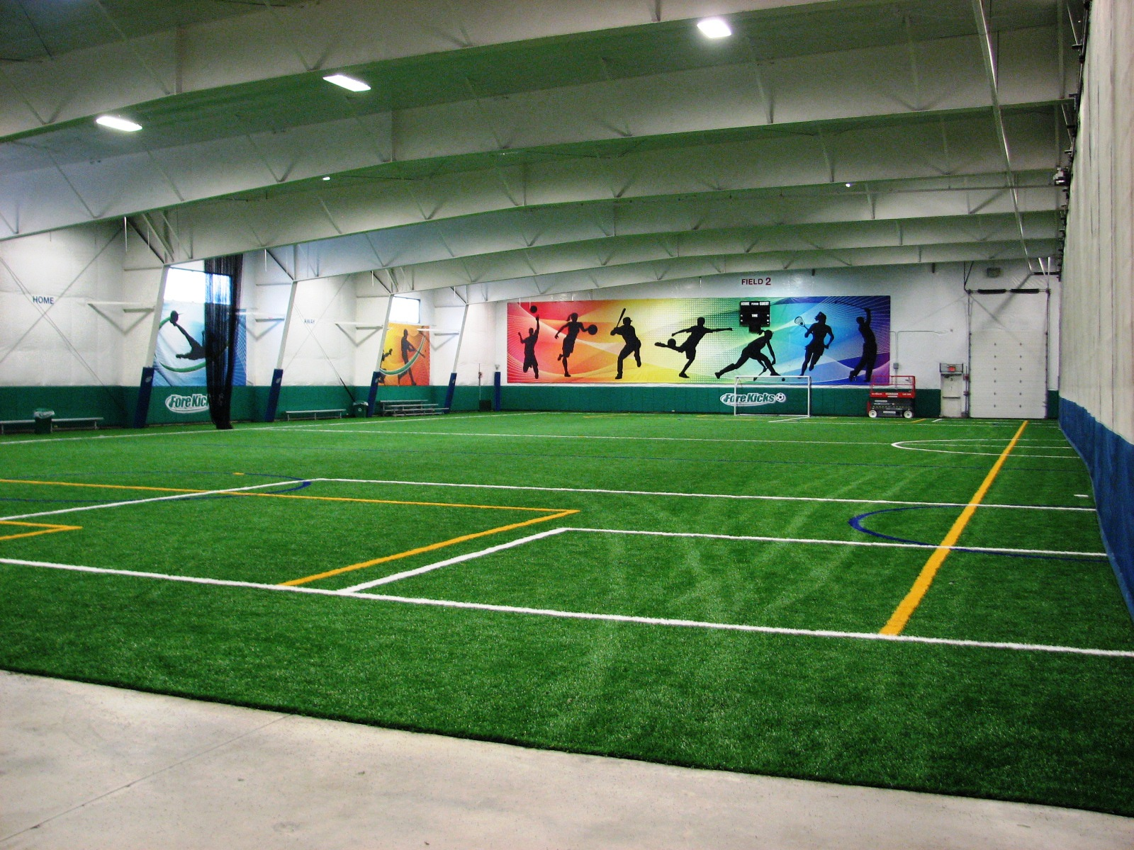 Synthetic Grass field 2