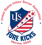 ForeKicks US Indoor Soccer Member.